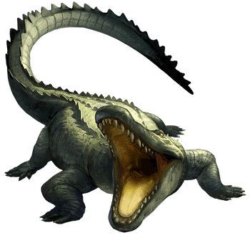 Crocodile   Kryx RPG